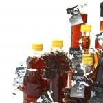 Groupe de bouteilles